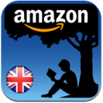 Amazon UK Kindle Icon